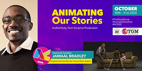 AC20 Animating Our Stories with Jamaal Bradley tickets