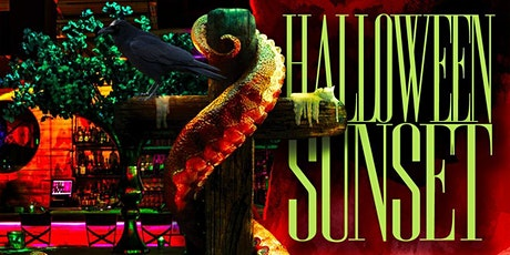 Lique Miami Halloween Sunset Party tickets