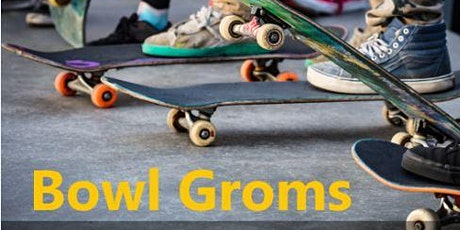 Bowl Groms Skate Skills Development tickets
