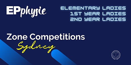 EP Physie Sydney Elementary, 1st yr and 2nd year Ladies Championship Finals tickets