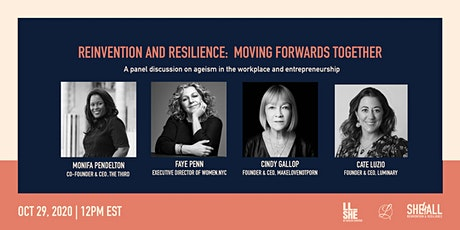 Reinvention and Resilience: Moving Forward Together tickets
