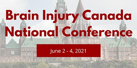 Brain Injury Canada National Conference tickets