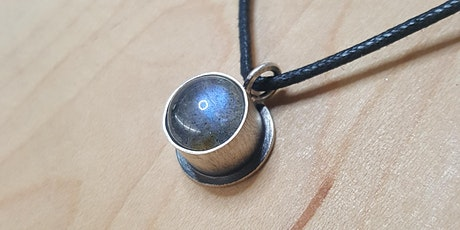 Create Your Own Gemstone Hidden Message Pendant tickets