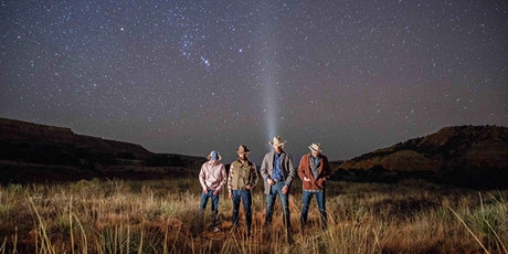 Comanche Moon with special guest The Trespassers tickets