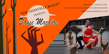 The Asheville Ballet presents Danse Macabre tickets