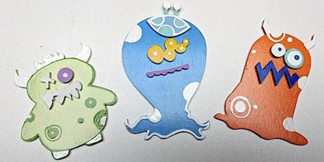 Monster Mash Halloween Craft Workshop tickets