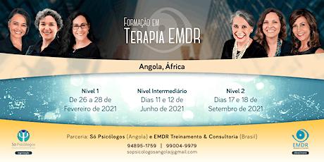 Formação Básica em Terapia EMDR Online Ao Vivo ingressos