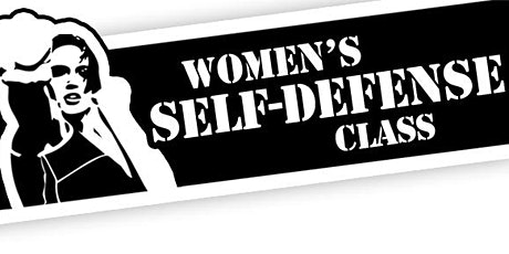 Ladie's Self Defence Class tickets