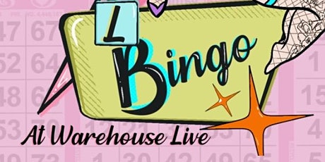 BURLESQUE BINGO - HOSTED BY PIPER DAILY & NOIR LILLET tickets