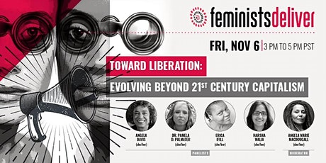 Toward Liberation: Evolving Beyond 21st Century Capitalism tickets