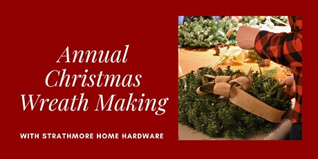 Christmas Wreath Making tickets