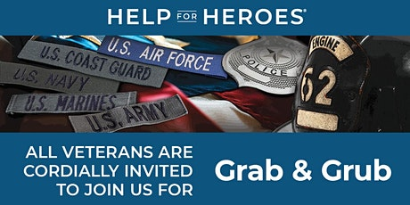 Veterans Day THANK YOU  Grab & Grub at Rock Springs tickets