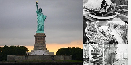 The Statue of Liberty: Wild Idea to the Mother of Exiles Interactive Webina tickets