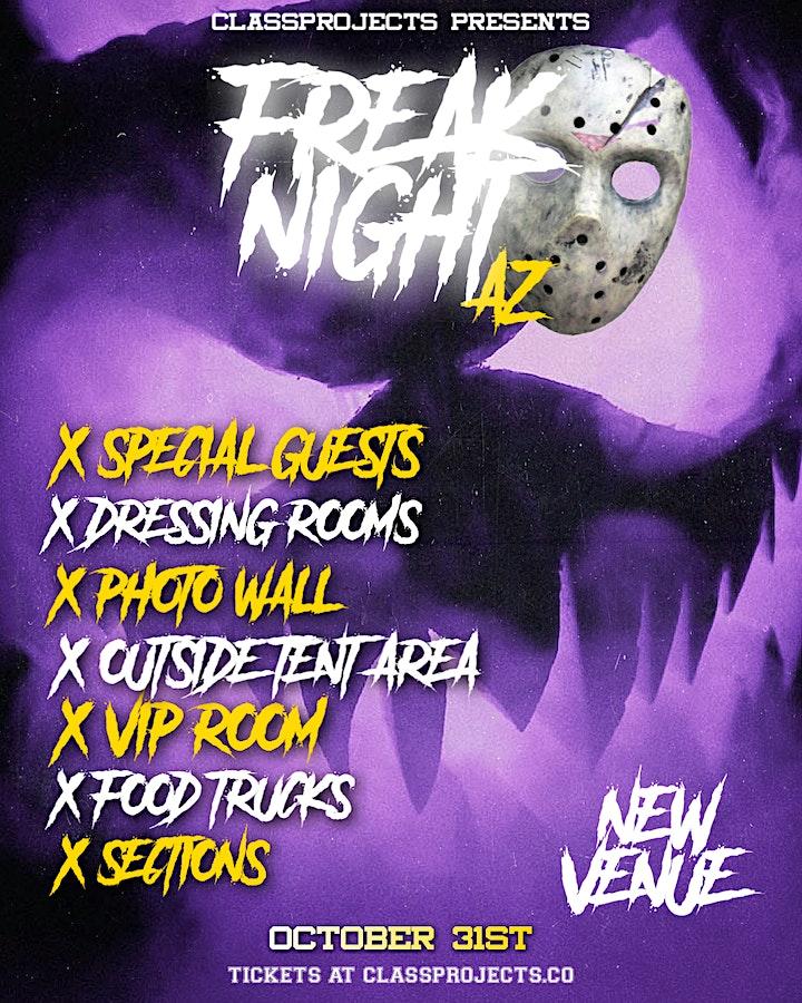 FREAK NIGHT ARIZONA image