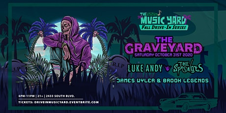 THE GRAVEYARD Feat. Luke Andy & The Sponges