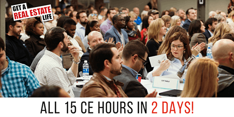 2 DAYS & DONE CE – Certified HOME Marketing Expert (All required 15 hours)