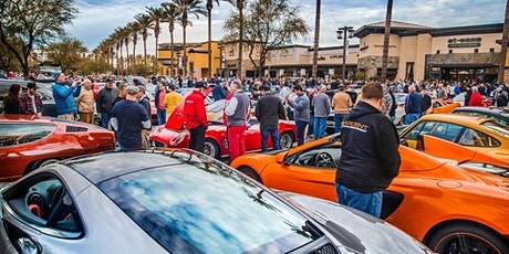 Cars & Coffee Lyon billets