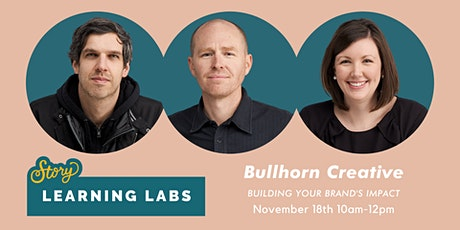 Learning Lab- Building your Brand's Impact with Bullhorn Creative tickets