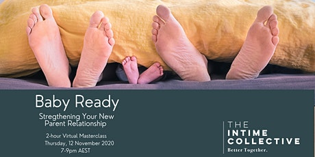 Baby Ready: Strengthening Your New Parent Relationship tickets