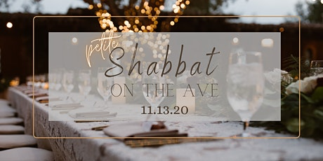 Shabbat on the Ave 11.13.20 tickets
