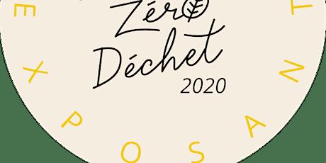 FESTIVAL ZÉRO DÉCHET - EXPOSANTE billets