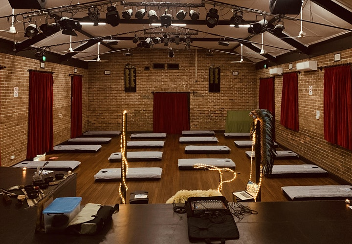 [SOLD OUT] Healing Circle: Sound Healing with Mark | (Dural Memorial Hall) image
