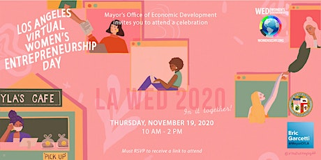 Los Angeles Virtual Women's Entrepreneurship Day 2020 tickets