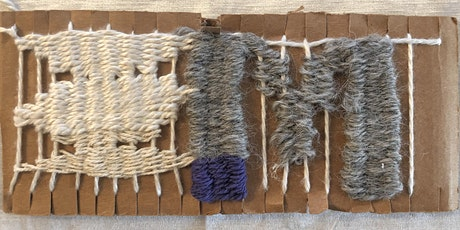 Woven Words, an Online Workshop with Iviva Olenick