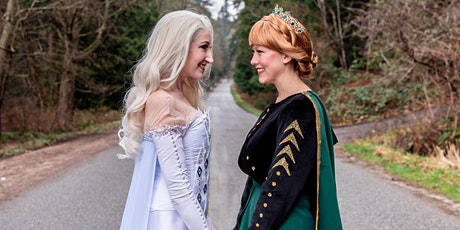 Meet Elsa and Anna: A Hallow-Queen Event Benefitting Canuck Place tickets