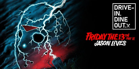 Friday The 13th Part VI: Jason Lives - Drive-In at Mess Hall Market! tickets