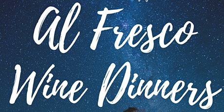 French 'Al Fresco' Wine Dinner tickets