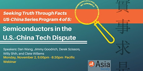 [WEBCAST] Semiconductors in the U.S.-China Tech Dispute tickets