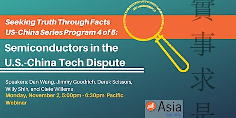 [WEBCAST] Semiconductors in the U.S.-China Tech Dispute biglietti