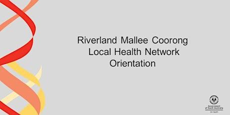 RMCLHN Orientation - MURRAY BRIDGE - 9/12/2020 tickets
