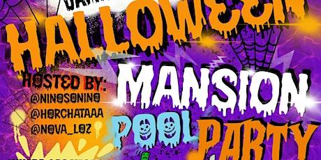 LAS VEGAS HALLOWEEN MANSION STRIPPER POOL PARTY tickets