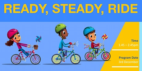 Ready, Steady, Ride tickets
