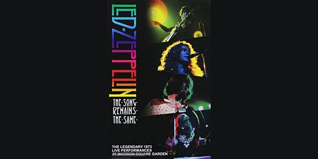 Led Zeppelin: The Song Remains The Same tickets