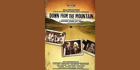 Down From The Mountain tickets