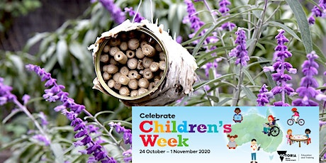 Children's Gardening, Pollination and Bug Hotels with Buzz and Dig tickets