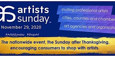 Mesa Art League - Artists Sunday tickets
