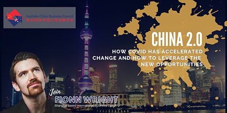 China 2.0 – Change and how to leverage the new opportunities tickets