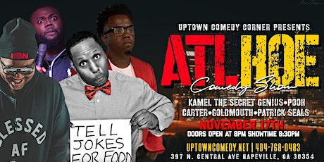 ATL Hoe Comedy Show tickets