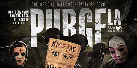 PURGE LA - The Official Halloween Party of 2020 ! tickets