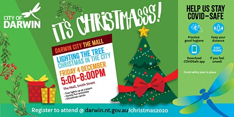 Lighting the Christmas Tree,  Christmas in the City tickets