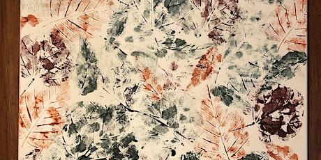 Autumn Leaf Prints with Creative Lauren Burroughs Kovaleski tickets