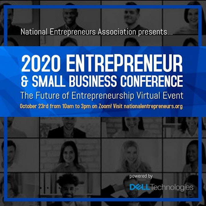 Entrepreneur & Small Business Conference: The Future of Entrepreneurship image