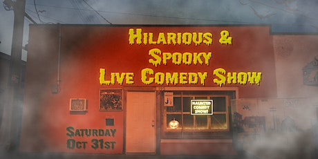 Halloween Comedy Show (8th Annual) tickets