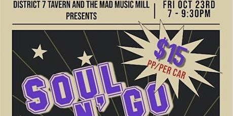 SOUL n' GO tickets