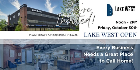 Lake West Building Open tickets