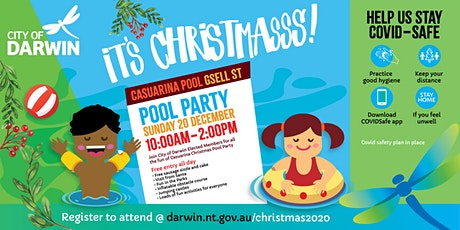 Casuarina Christmas Pool party tickets